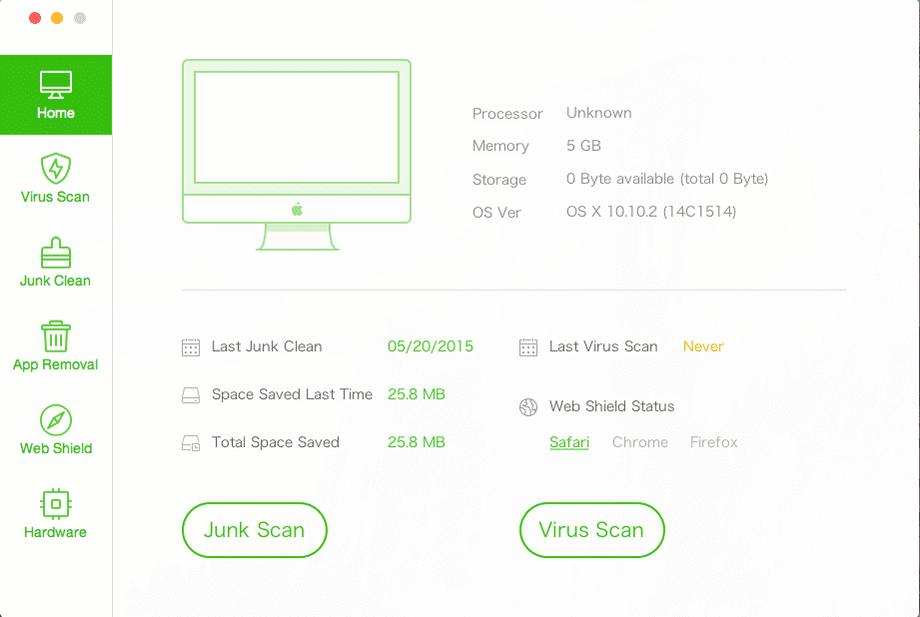 360 Total Security (Тотал Секьюрити) для Mac
